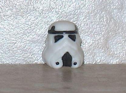 Picture of Replacement POTF Luke Stormtrooper Helmet - Last 17