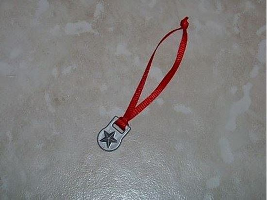 Picture of Replacement 12 Inch Han Solo Medal (Silver)