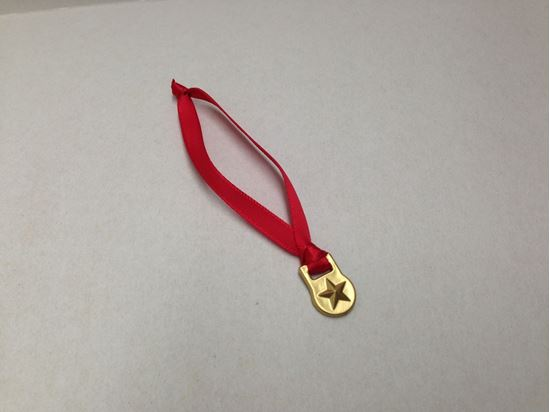 Picture of Replacement 12 Inch Han Solo Medal (Gold)